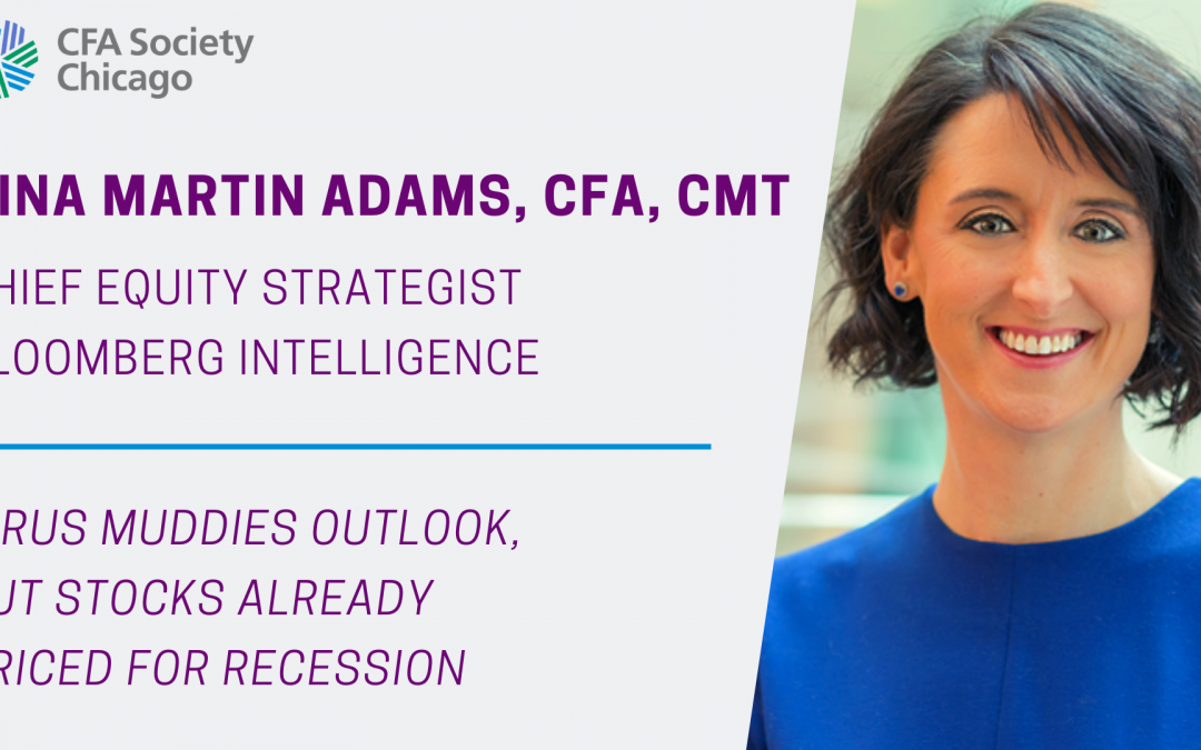 Equity Market Outlook: Gina Martin Adams, CMT, CFA