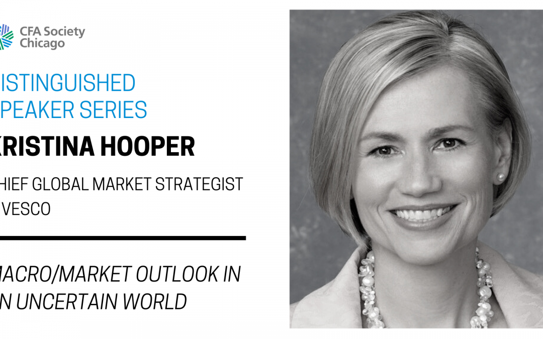 Distinguished Speaker Series: Kristina Hooper, Invesco
