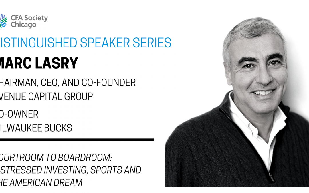 Distinguished Speaker Series: Marc Lasry